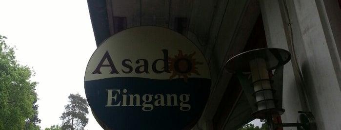 Asado Restaurant Bar is one of Köln.