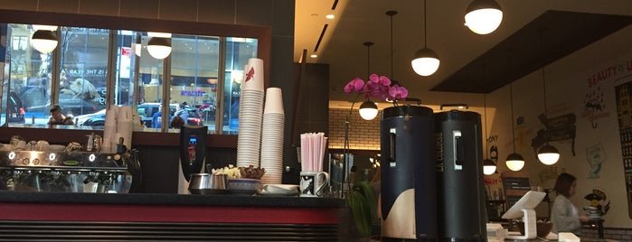 La Colombe Torrefaction is one of New York's Best Coffee Shops - Manhattan.