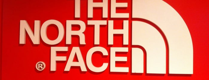 The North Face is one of Milano2015.