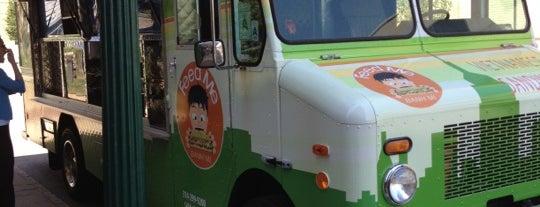 Feed Me Banh Mi is one of Saint Louis Food Trucks.