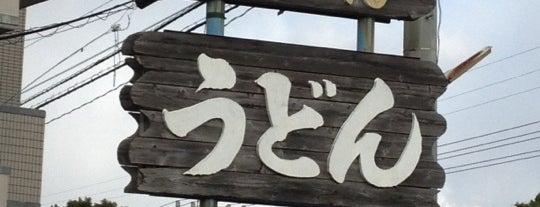睦ちゃんうどん is one of うどん 行きたい.