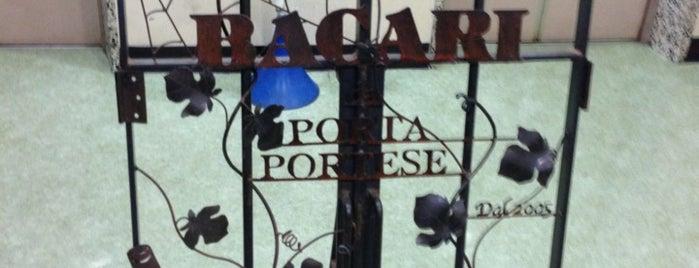 BACARI da PORTA PORTESE is one of 渋谷周辺おすすめなお店.
