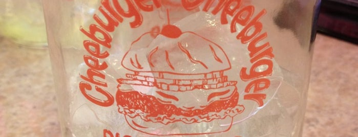 Cheeburger Cheeburger is one of Dinner.