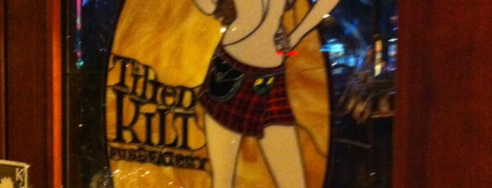 Tilted Kilt Suwanee is one of Places I've ate at.