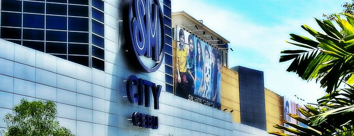 SM City Cebu is one of The 15 Best Places for Arts in Cebu City.