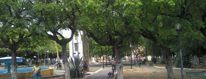 Praça Cristo Rei is one of ♥.