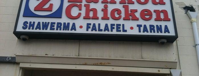 Zankou Chicken is one of Cor Cor's World NOMination.