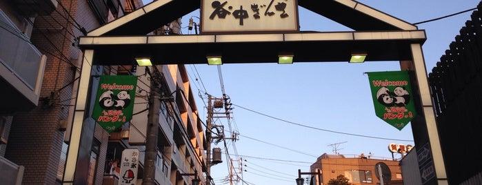 Yanaka Ginza Shotengai is one of Oshiage - Asakusa.