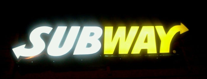 Subway is one of Food in The Shoals Area.