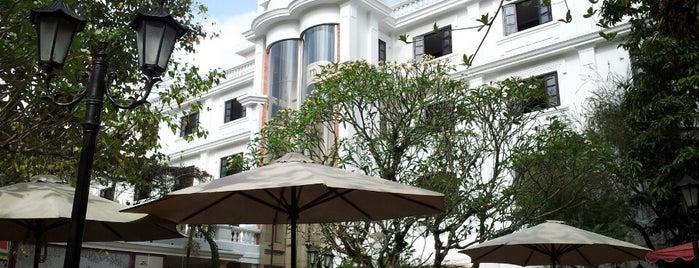 Hotel Saigon Morin is one of Hoteles en que he estado.