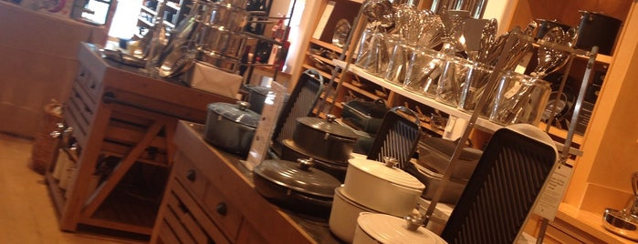 Williams-Sonoma is one of Chefs Love....
