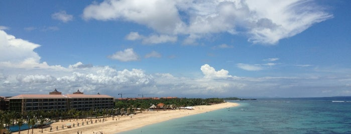 Geger Beach is one of BALI....
