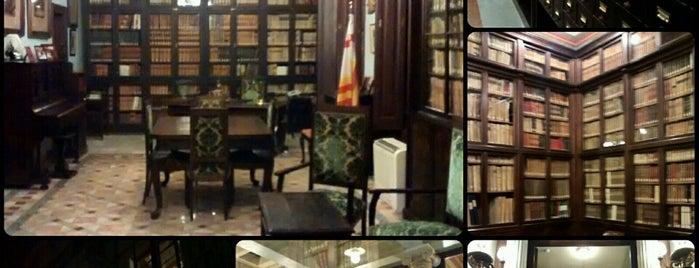 Biblioteca Arús is one of BCN · top 100.