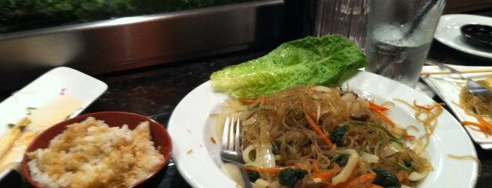 Takara Sushi & Sake Lounge is one of Carlos Eats USF Dining Guide.
