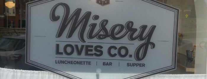 Misery Loves Co. is one of places to go.