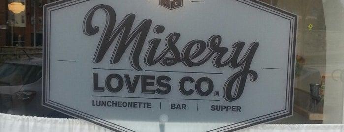 Misery Loves Co. is one of Burlington's Best Food & Drink.