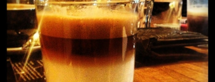 Artisanal coffee in Athens