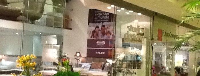 Casa & Gourmet Shopping is one of Comida & Diversão RJ.