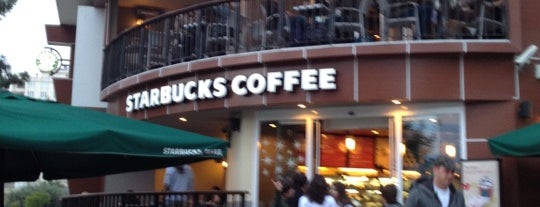 Starbucks is one of Adana.