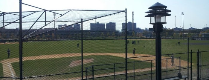 Heritage Field is one of Bronx Museum Spots.