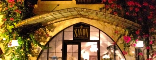 Savon Hotel Antakya is one of Butik Otel.