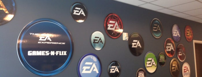 Electronic Arts is one of Silicon Valley Tech Companies.