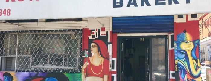 Nio's Trinidad Roti Shop is one of Chow!.
