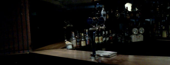 Bar Don Rodrigo is one of Ruta happy hours/vida nocturna.