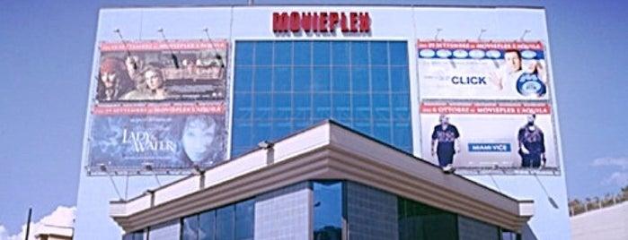 Movieplex is one of L'Aquila.