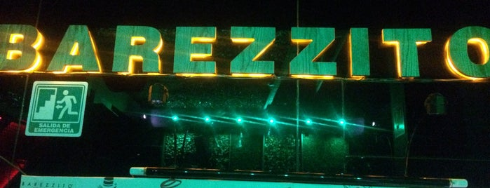 Barezzito Roma is one of Condesa-Roma.