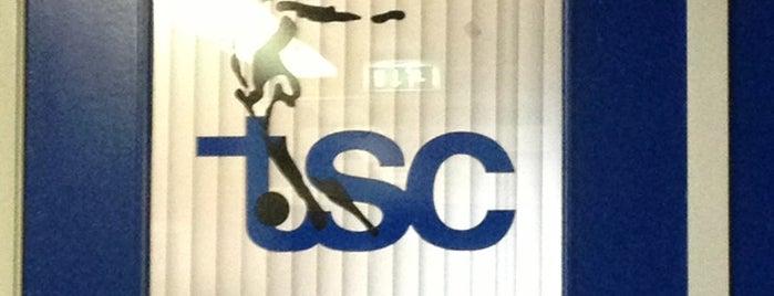 TSC Oosterhout is one of My favorites for Soccer Fields.
