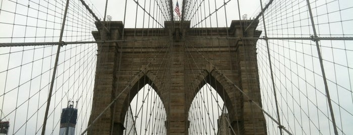 Brooklyn Bridge is one of Niu York.