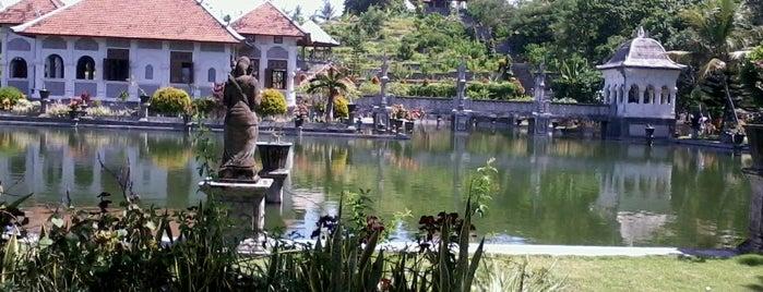 Taman Ujung is one of Bali Timur.