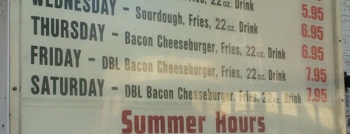 Bad Boy Burgers is one of jobs.