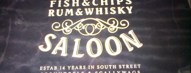 Fat Gut'z Saloon is one of Bangkok.