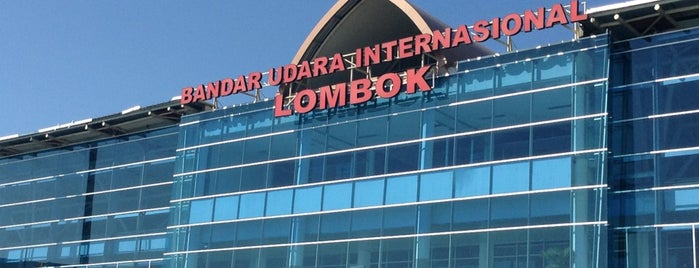 Lombok International Airport (LOP) is one of Airport in Indonesia.