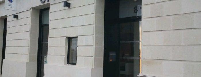 Office de Tourisme is one of Saumur.