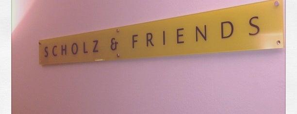Scholz & Friends Schweiz AG is one of Zurich Guide.