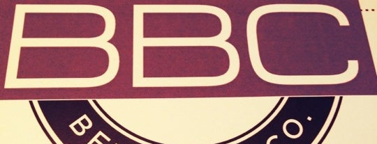 BBC (British Beverage Company) is one of Central Dallas Lunch, Dinner & Libations.