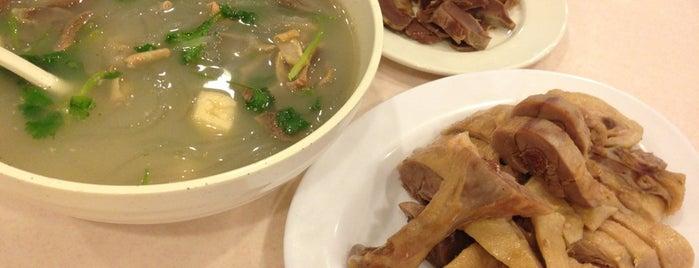 小金陵盐水鸭 is one of Food/Drink.