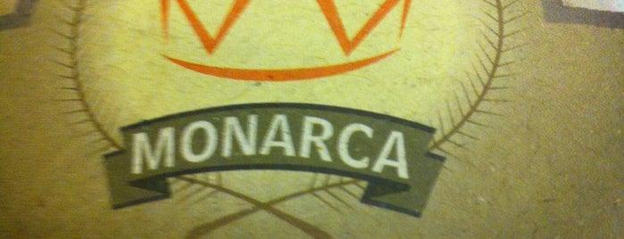Monarca is one of Favorite Food.
