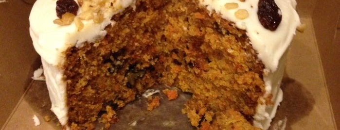 Lloyd's Carrot Cake is one of Dessert NYC.