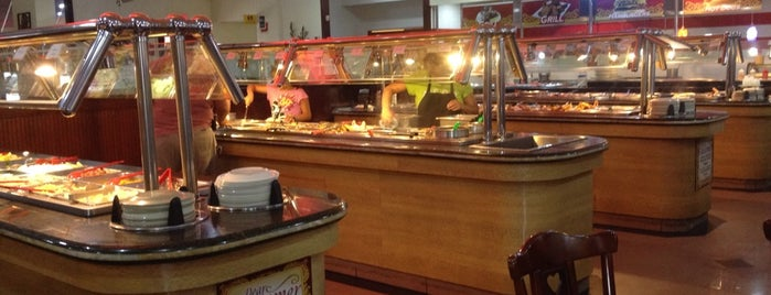 El Palacio Buffet is one of Orland.