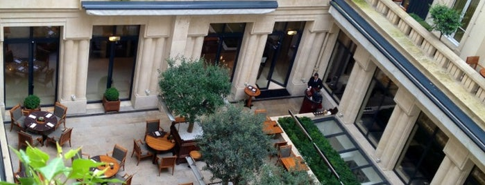 Park Hyatt Paris-Vendome is one of Paris - best spots! - Peter's Fav's.