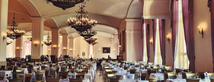 Stolitsa Restaurant is one of antalya~ alanya~ side~belek.