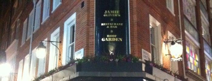Jamie's Italian is one of Restaurantes.