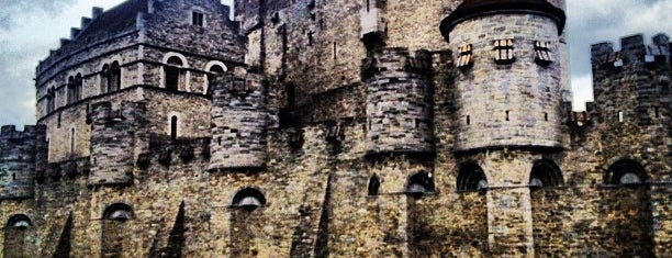 Castle of the Counts is one of foursquaredaytest.