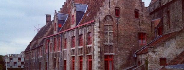 Sint-Janshospitaal is one of Brugge, Belgio.