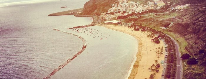 Playa de Las Teresitas is one of Turismo por Tenerife.