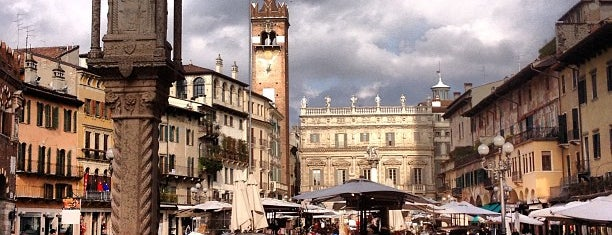 Piazza delle Erbe is one of IT places-culture-history.